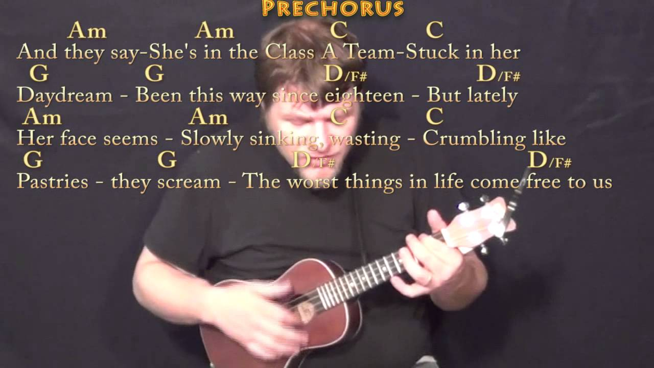 A Team Chords The A Team Ed Sheeran Ukulele Cover Lesson In G With Chordslyrics
