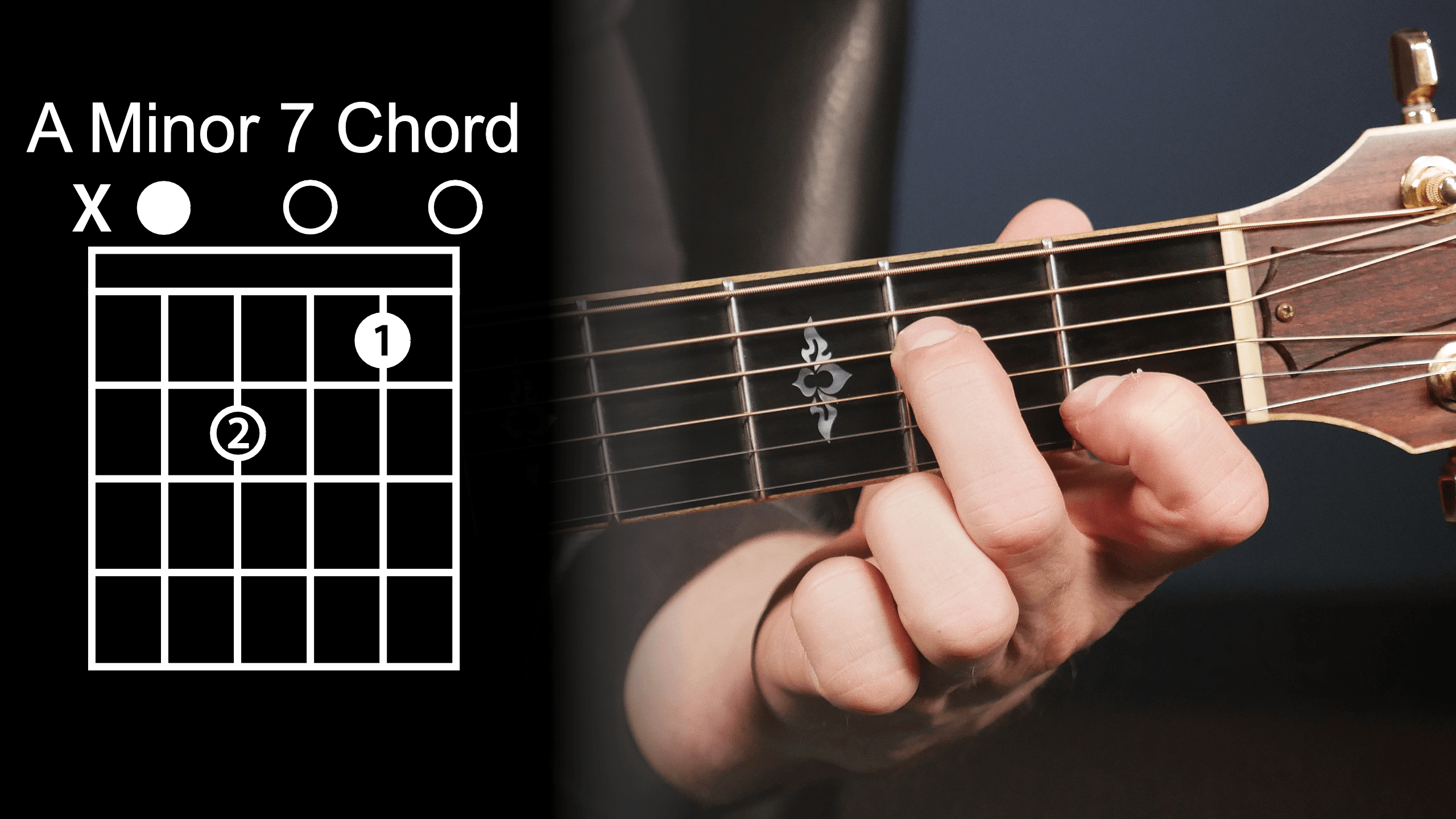B Minor Guitar Chord Your First Guitar Chords Beginner Guitar Lessons