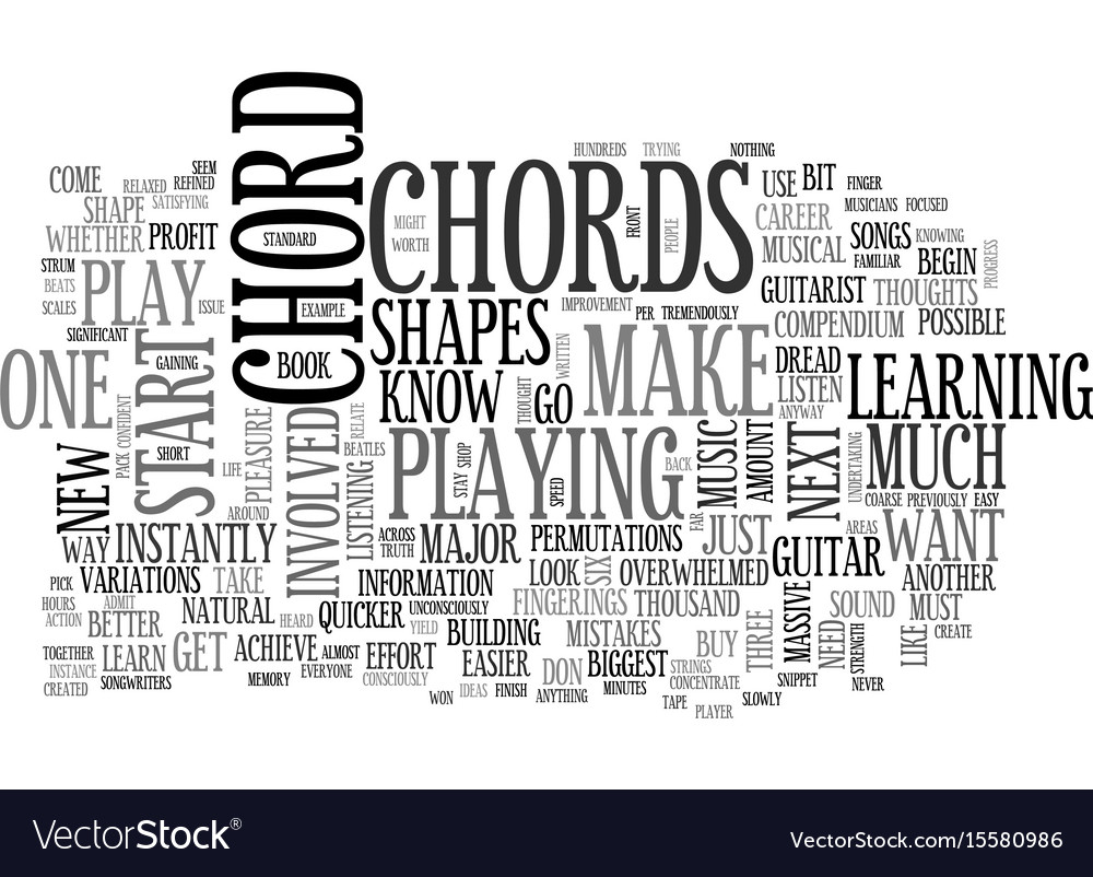 Beginner Guitar Chords What You Should Know About Beginner Guitar Chords