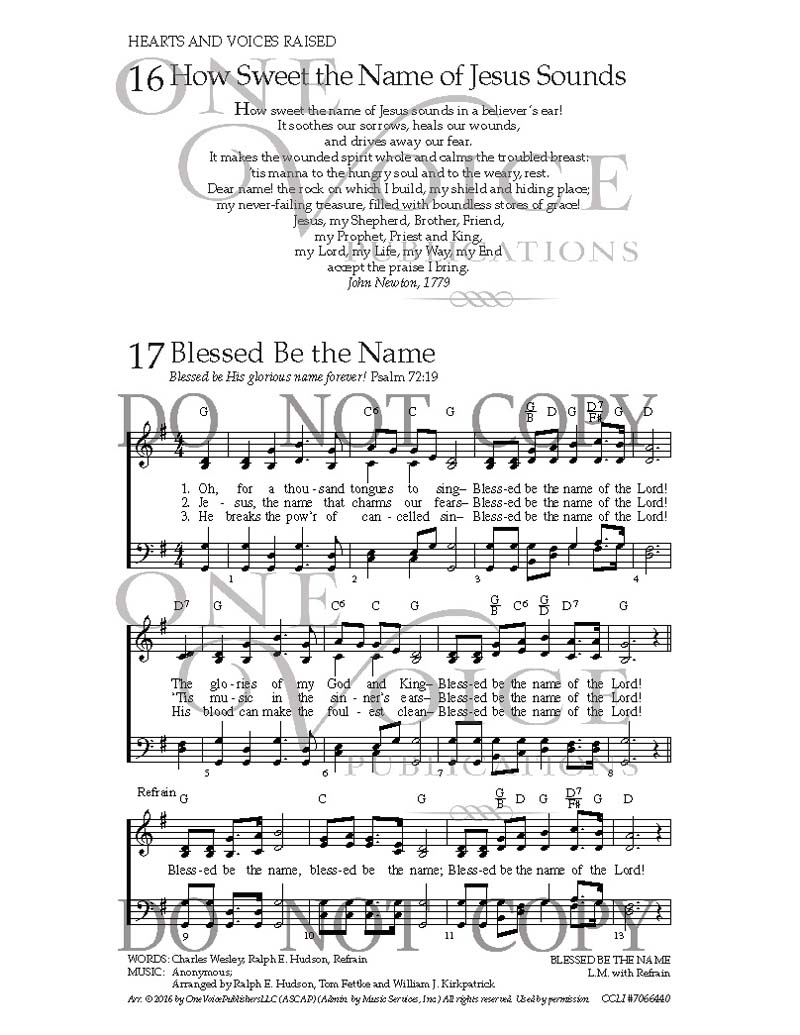 Blessed Be Your Name Chords Blessed Be The Name Sheet Music With Guitar Chords