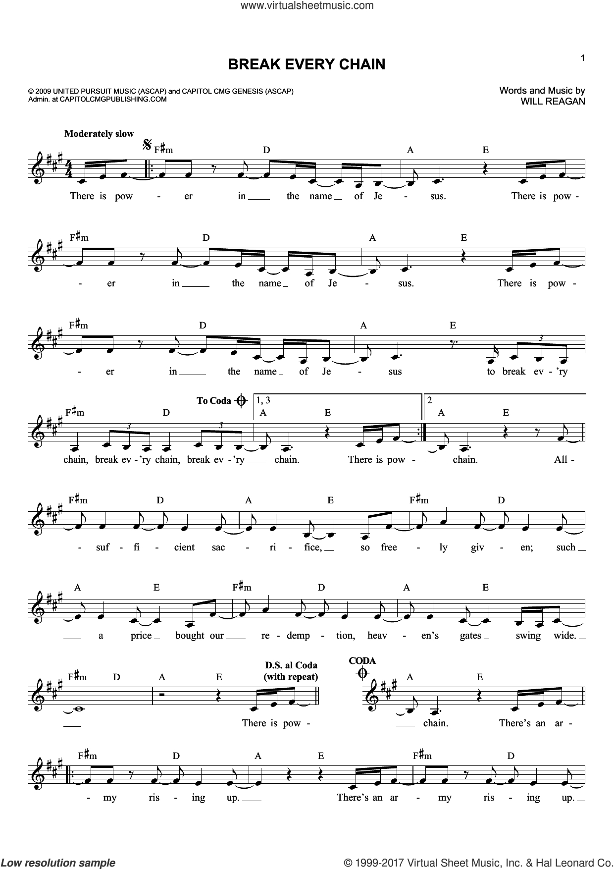 Break Every Chain Chords Reagan Break Every Chain Sheet Music Fake Book Pdf