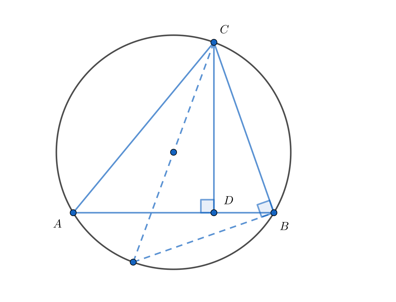 Chord Of A Circle Filedistance Between A Point And A Chord Of The Circlesvg