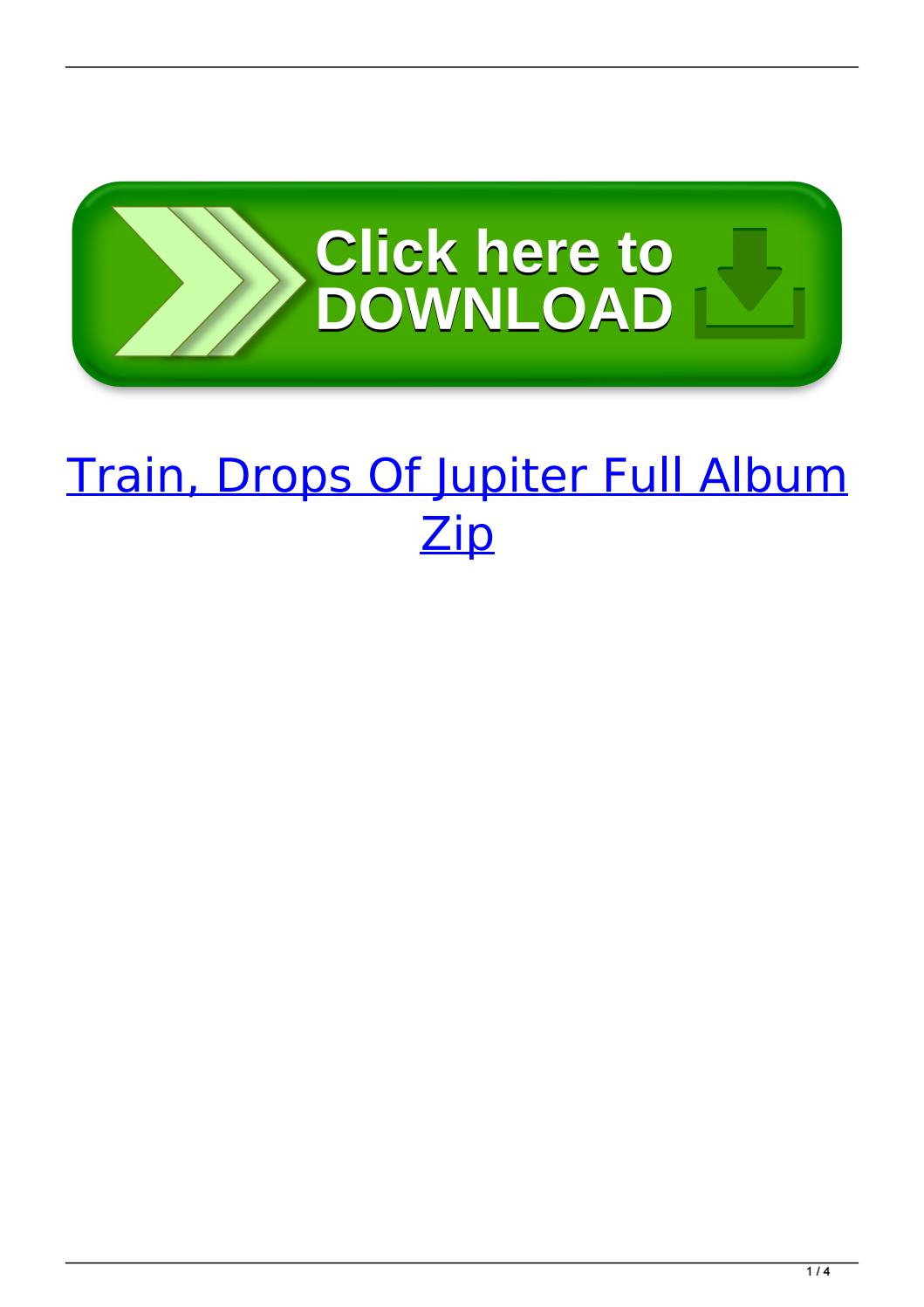 Drops Of Jupiter Chords Train Drops Of Jupiter Full Album Zip Maysilatto Issuu