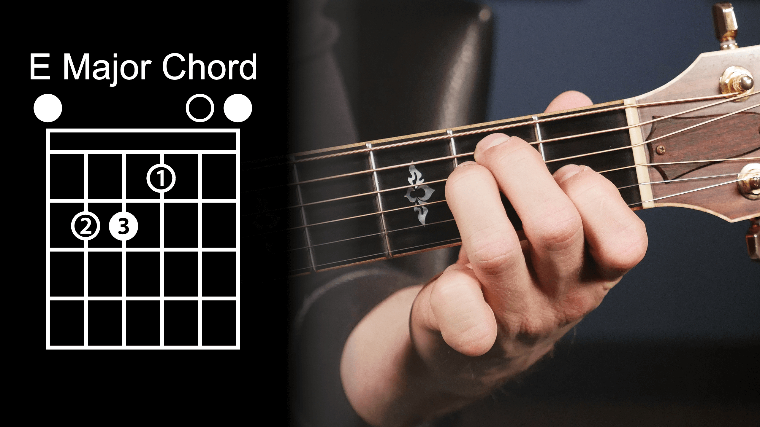 E Chord Guitar 8 Guitar Chords You Must Know Guitar Lesson Video
