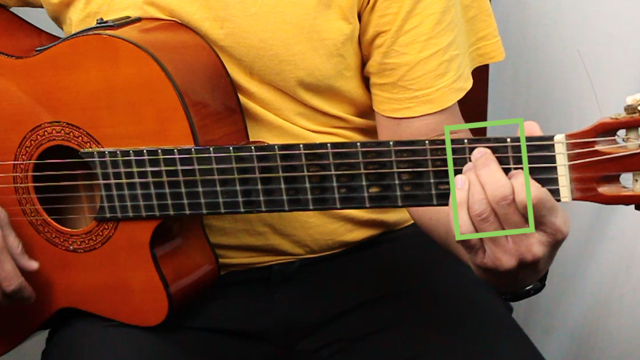 E Chord Guitar How To Play An E Major Chord On A Guitar 8 Steps With Pictures