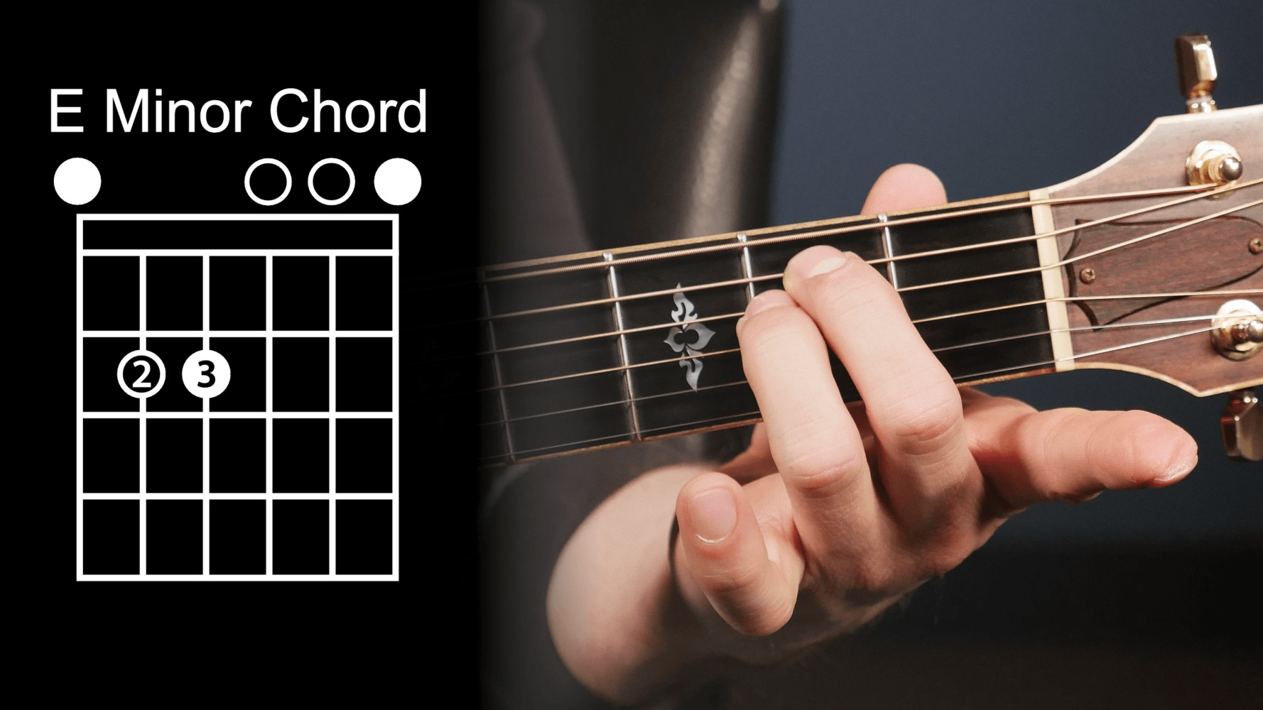 E Minor Chord 8 Beginner Guitar Chords To Learn And Play For Your Kids Today