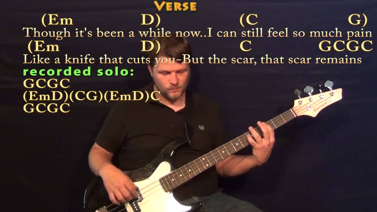 Every Rose Has Its Thorn Chords Every Rose Has Its Thorn Poison Bass Guitar Cover Lesson With Chords Lyrics