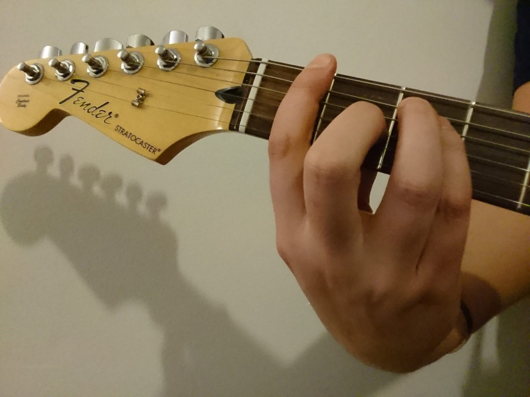 F Chord Guitar How To Play The Dreaded F Chord On Guitar Fretgods