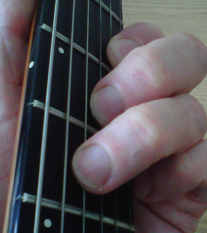 F# Guitar Chord A New Guitar Chord Every Day F Guitar Chord Beginners Guitar Chords