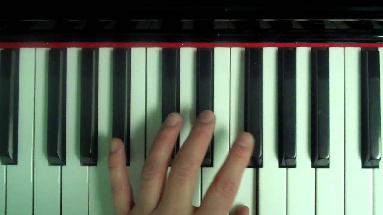 F# Piano Chord How To Play F Major Scale On Piano Chords Chordify