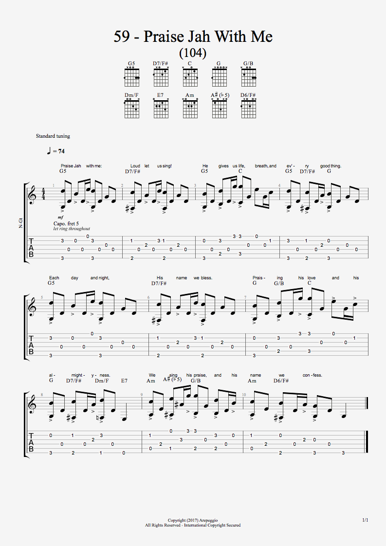 First Day Of My Life Chords Downloads