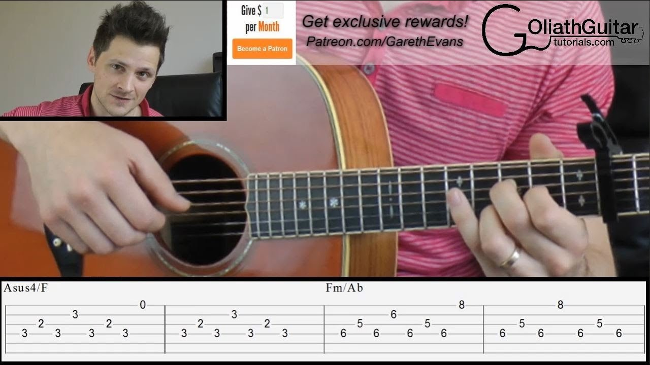 First Day Of My Life Chords First Day Of My Life Bright Eyes Guitar Lesson Tabs
