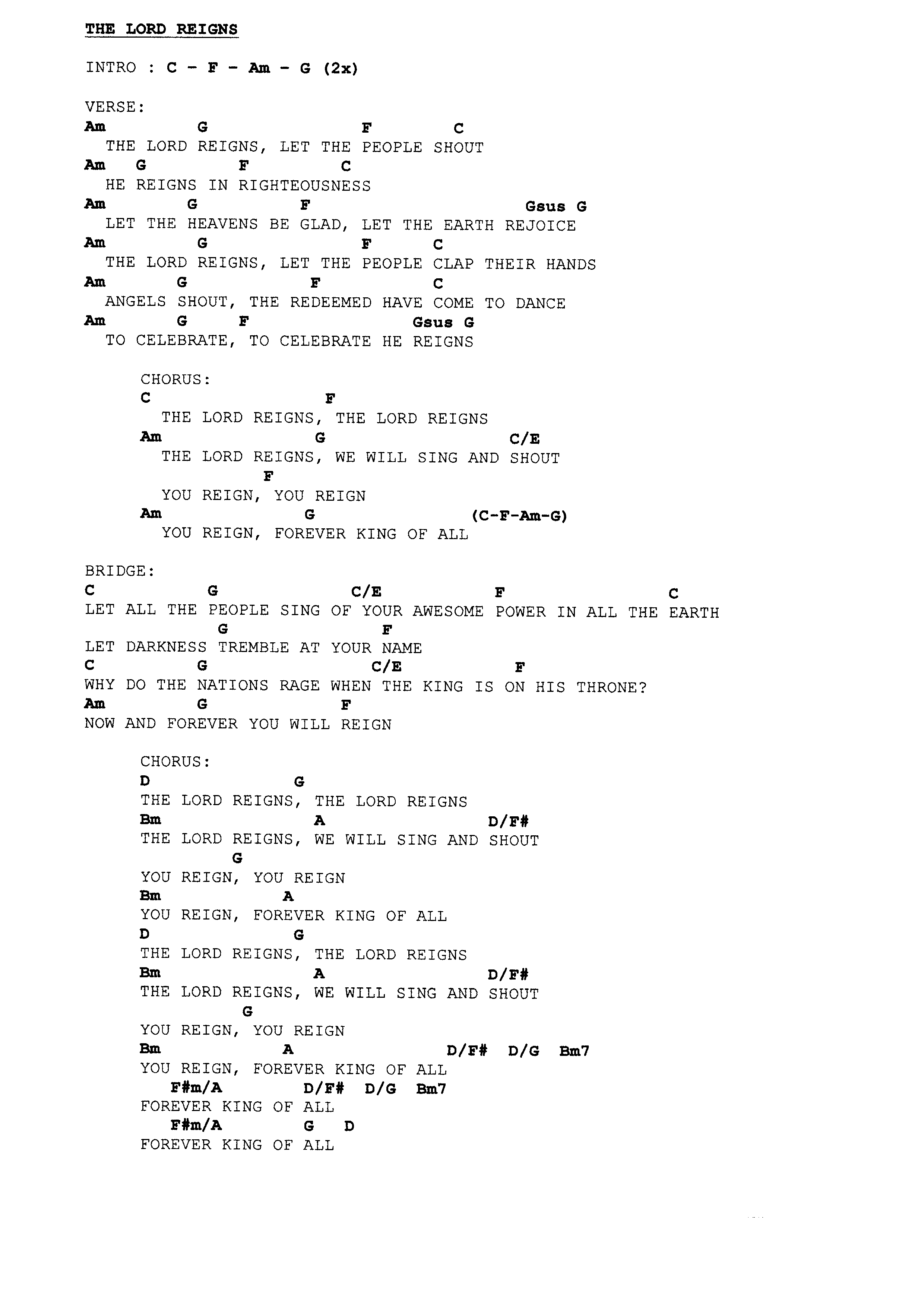 Forever Kari Jobe Chords The Idiot In Me Page 9 This Is All About John You Know If You