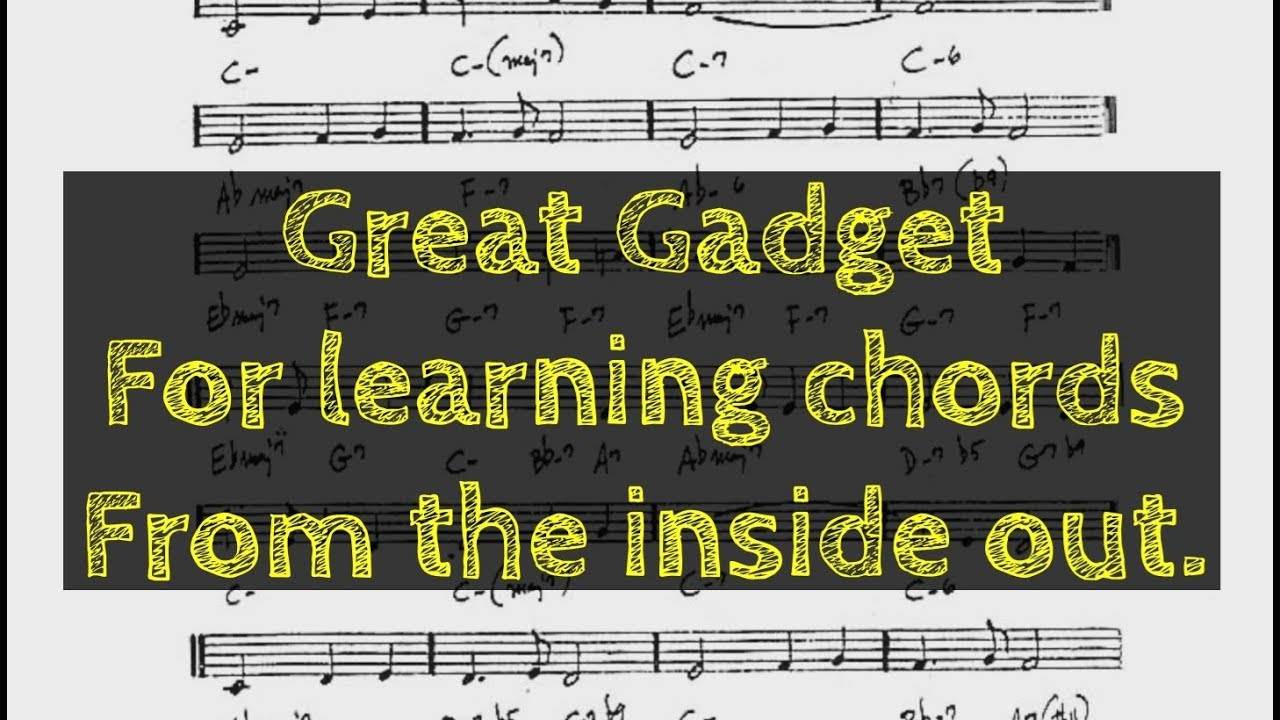 From The Inside Out Chords Great Gadget For Learning Chords From The Inside Out