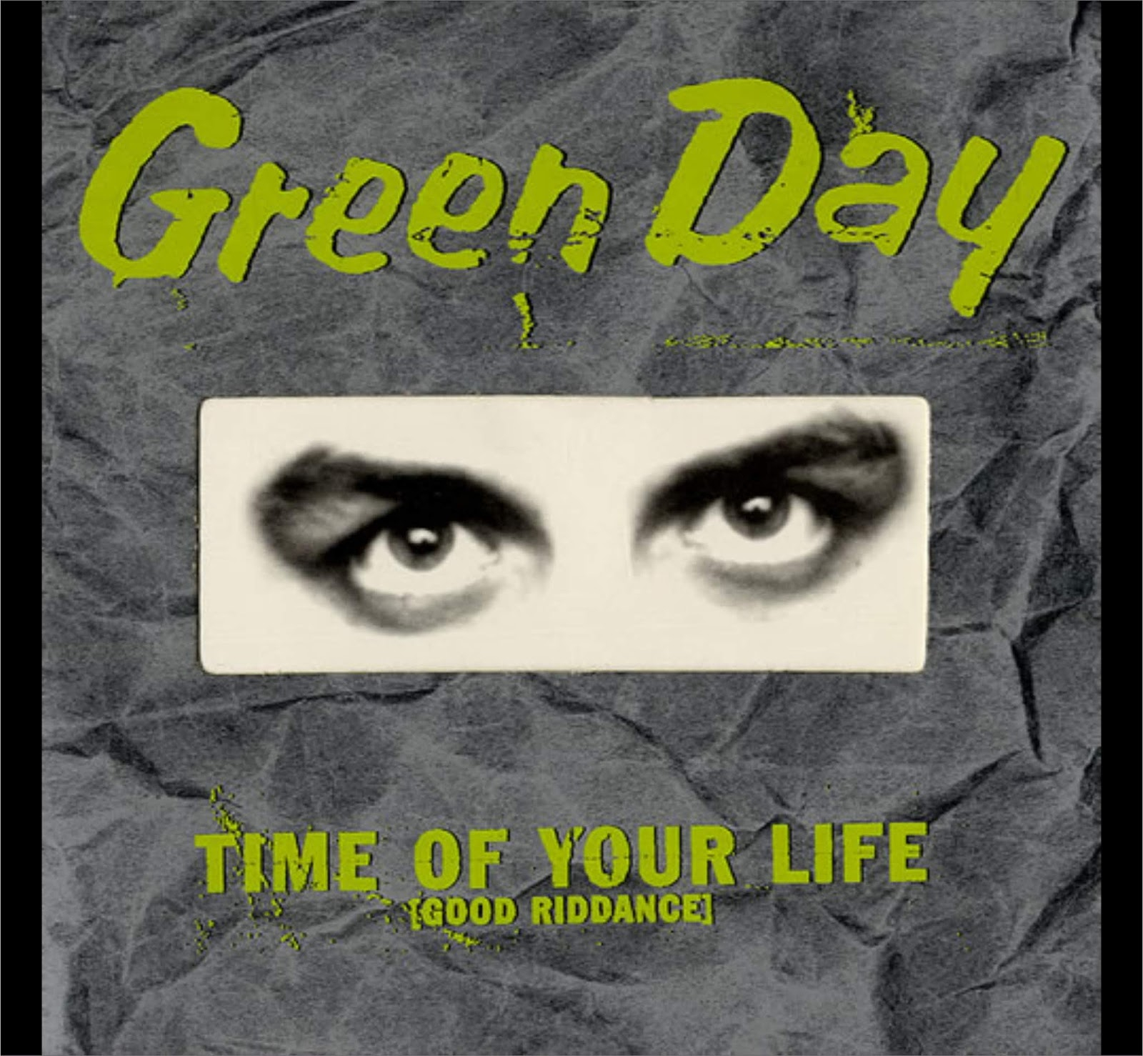 Good Riddance Chords Green Day Good Riddance Time Of Your Life Lyrics Chord