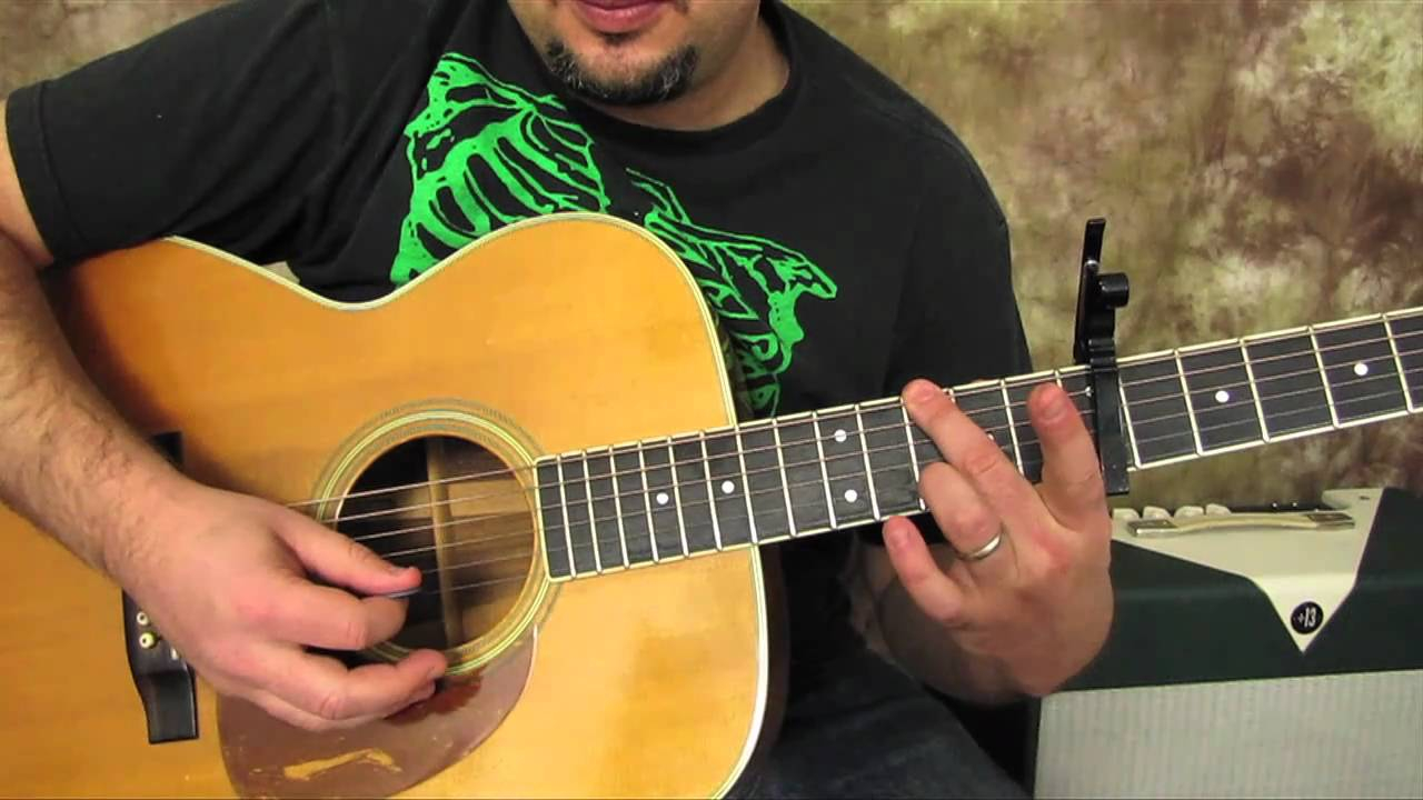 Here Comes The Sun Chords Beatles Here Comes The Sun Acoustic Guitar Lessons George Harrison