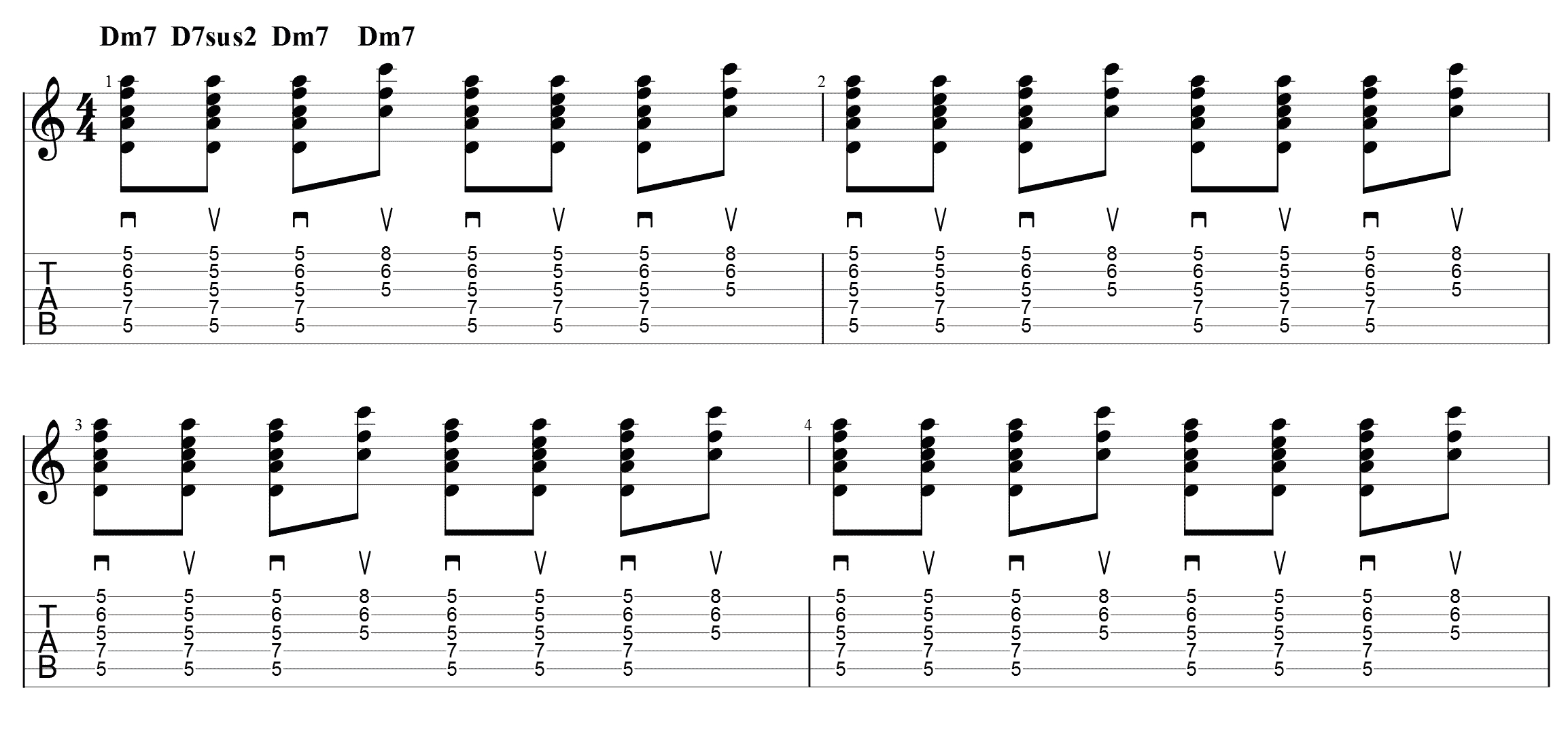 Hey There Delilah Chords