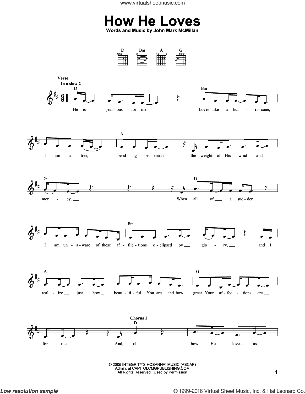How He Loves Chords Band How He Loves Sheet Music For Guitar Solo Chords Pdf
