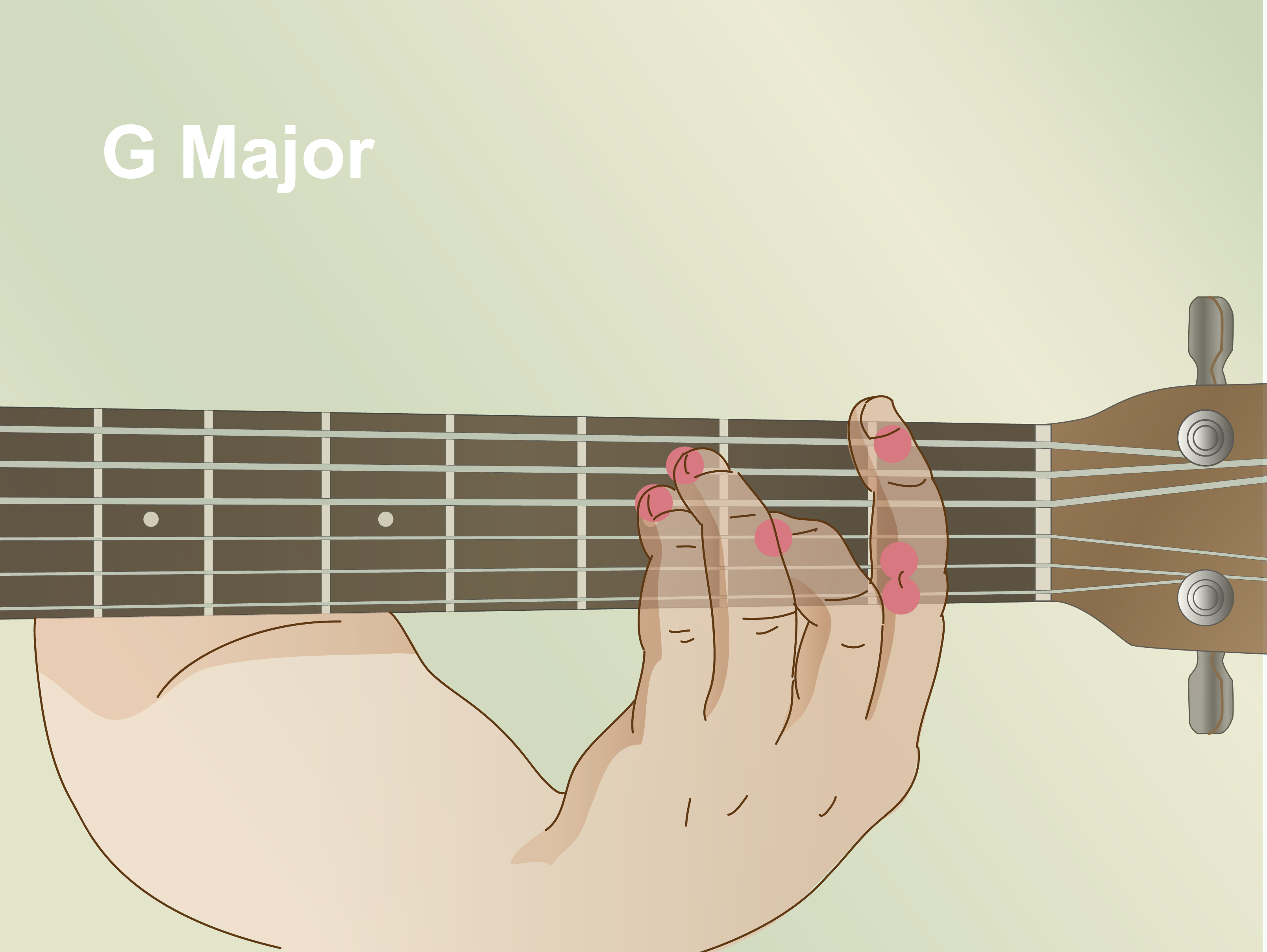 How To Play Guitar Chords How To Play Guitar Chords With Pictures Wikihow