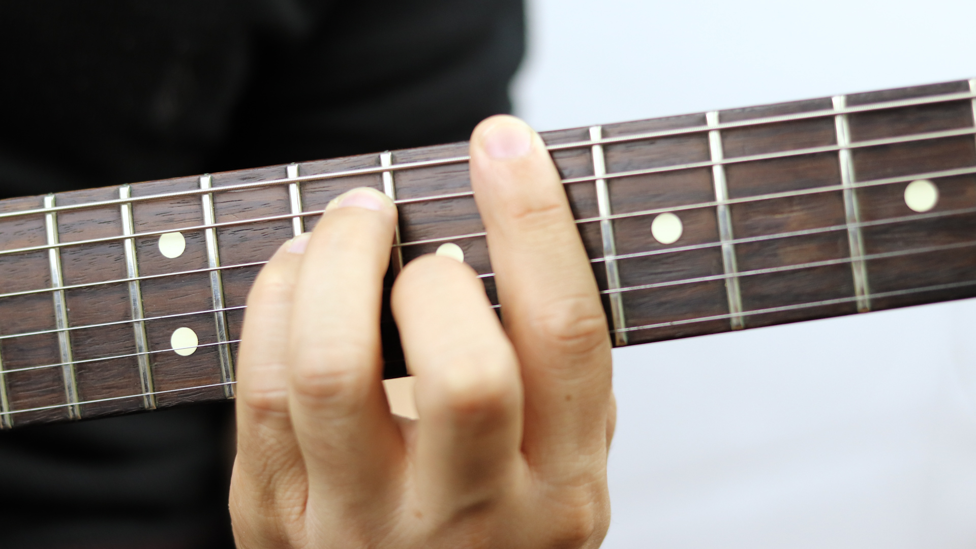 How To Play Guitar Chords How To Play The C Major Chord On Guitar 10 Steps With Pictures