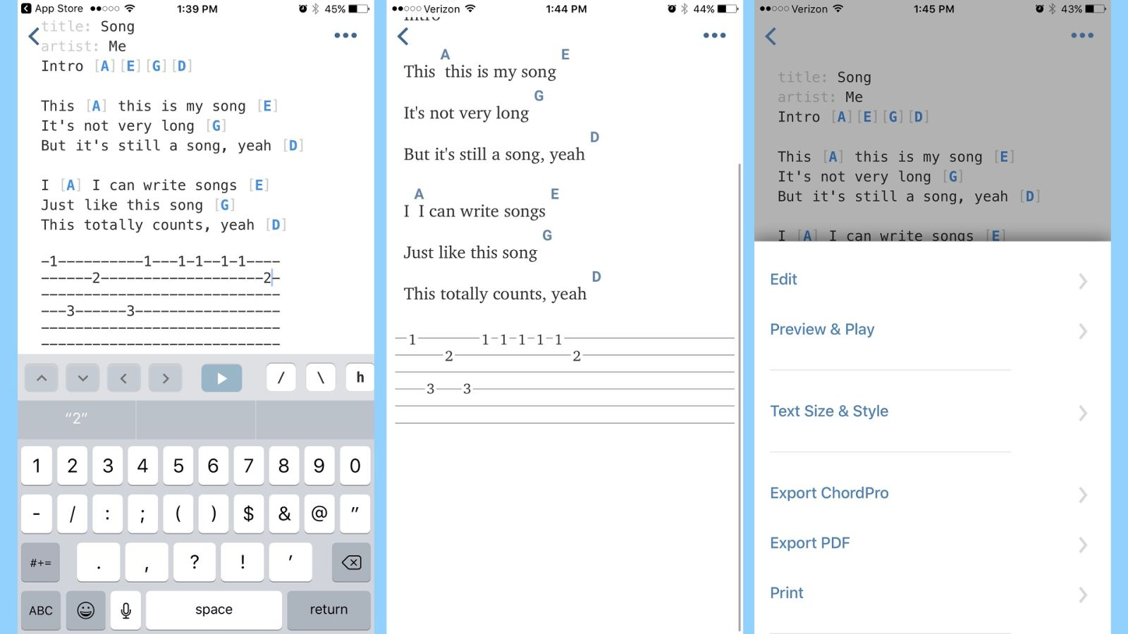 How To Save A Life Chords Tabbank Makes Writing Your Own Guitar Music Easier Than Ever