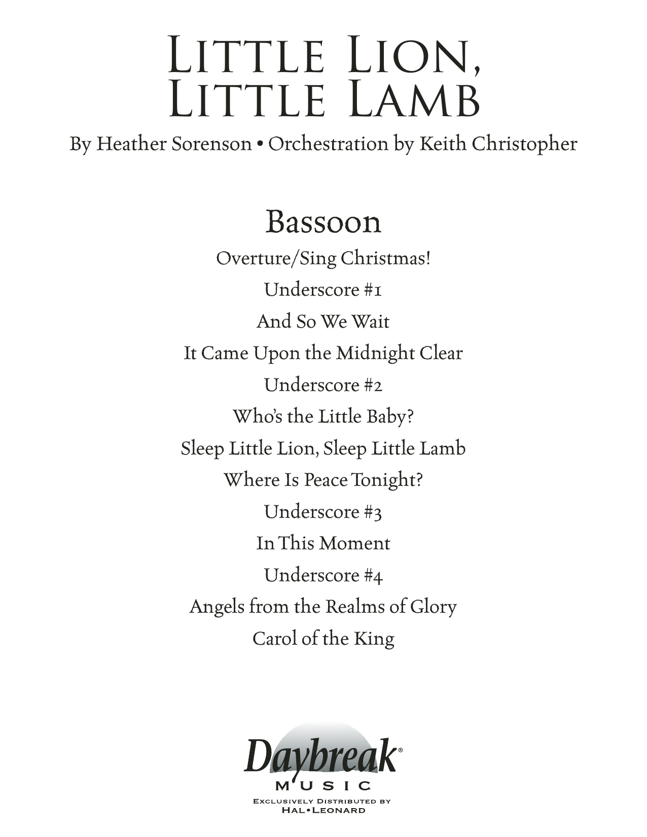 Lion And The Lamb Chords Little Lion Little Lamb