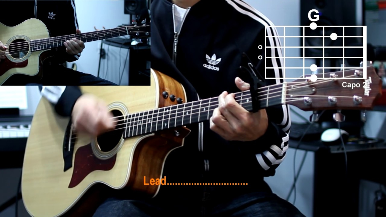 Mighty To Save Chords Hillsong Mighty To Save Cover With Guitar Chords Lesson