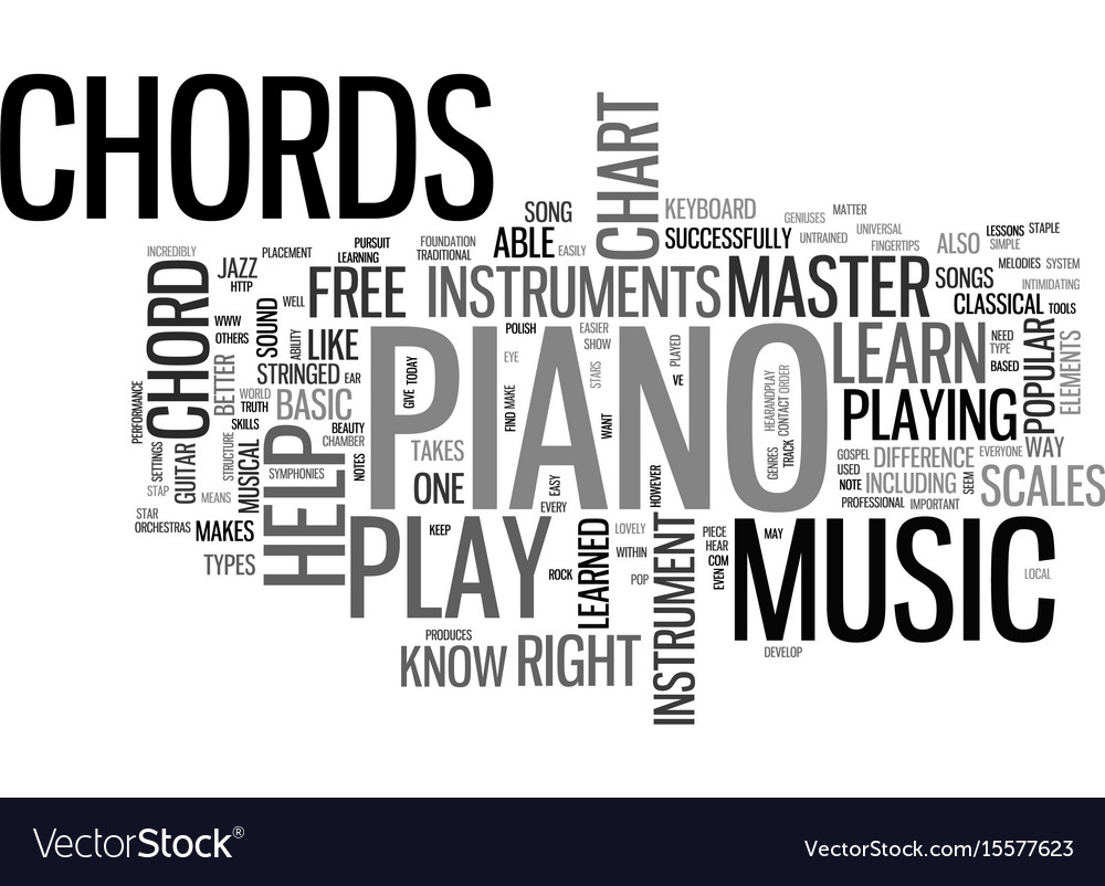 Piano Chord Chart What Can A Free Piano Chord Chart Do For You Text