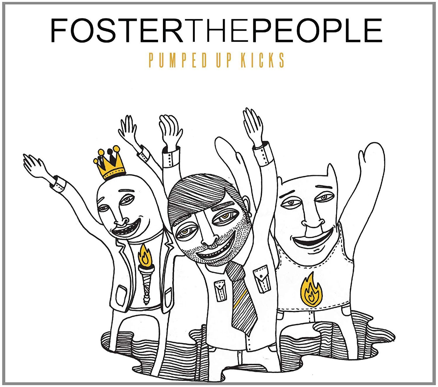 Pumped Up Kicks Chords Foster The People Pumped Up Kicks