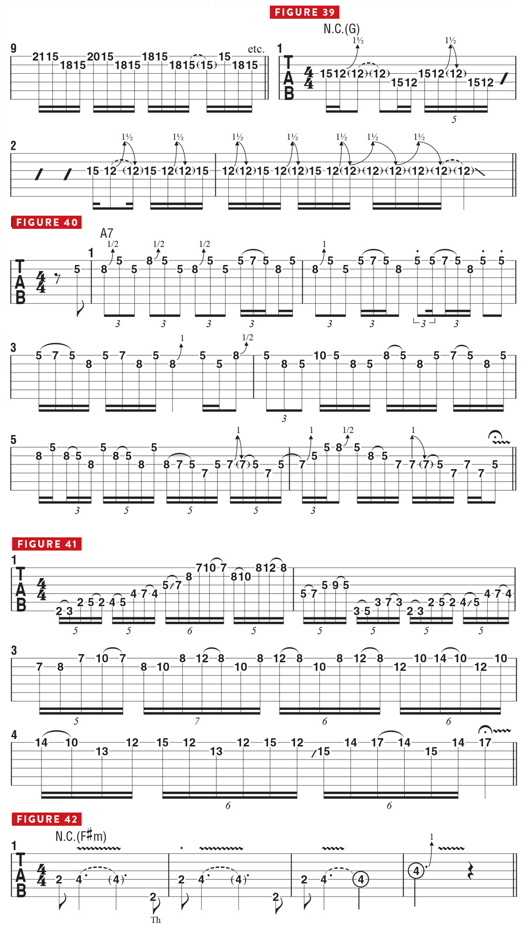She Will Be Loved Chords Doug Aldrich Master Class 10 Steps To Monster Chops Part Ii
