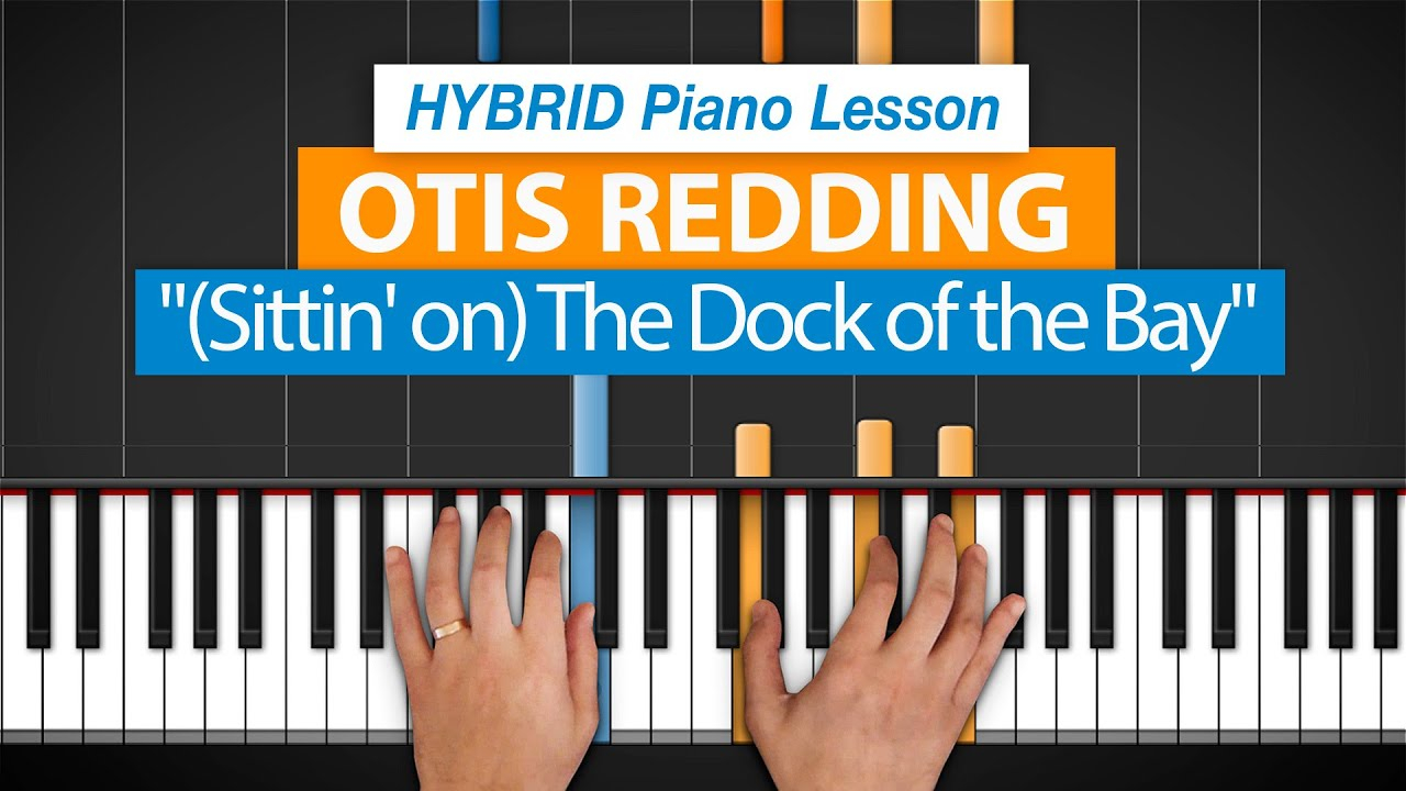 Sitting On The Dock Of The Bay Chords How To Play Sittin On The Dock Of The Bay Otis Redding Hdpiano Part 1 Piano Tutorial