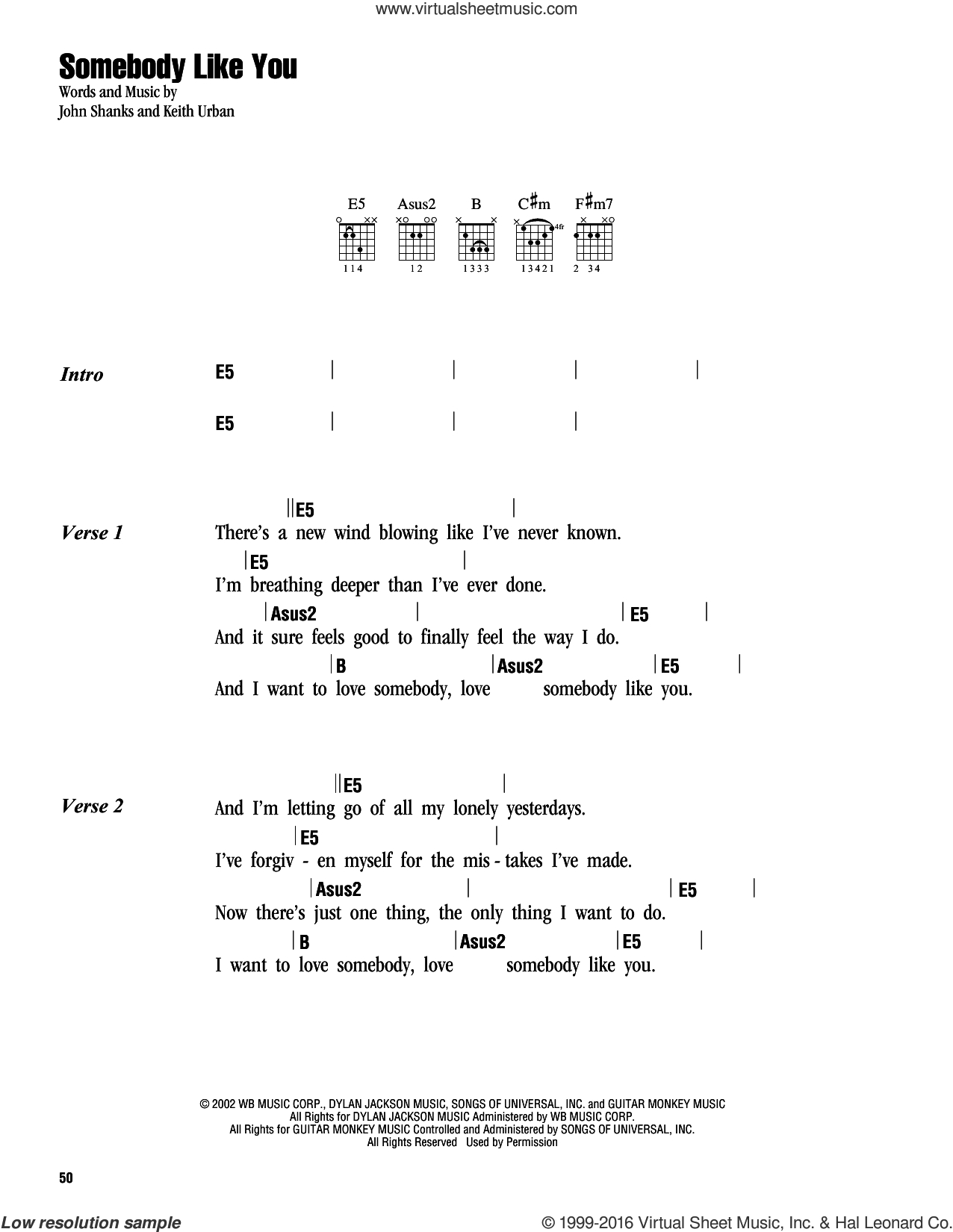Someone Like You Chords Urban Somebody Like You Sheet Music For Guitar Chords Pdf