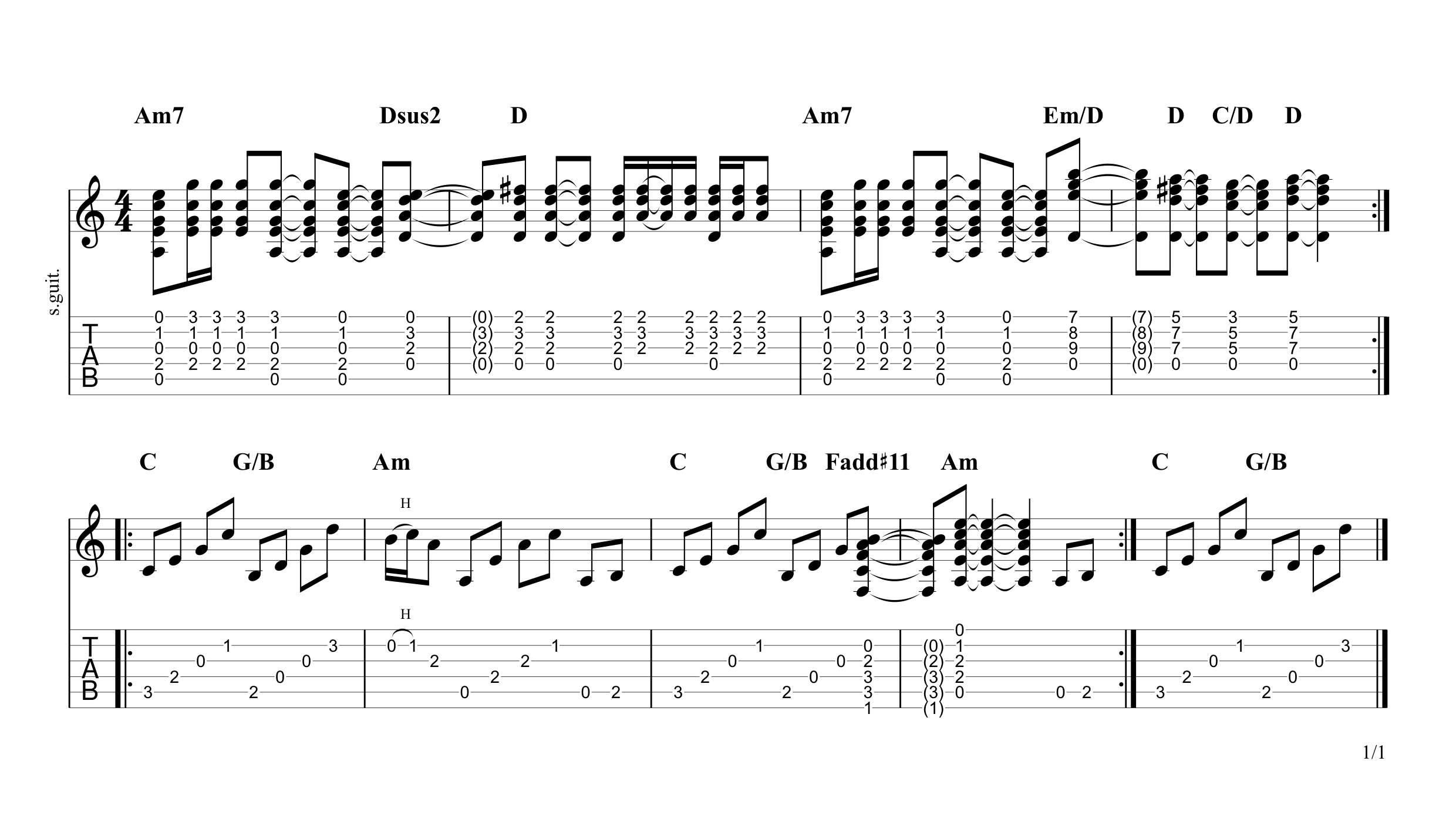 Stairway To Heaven Chords How To Play Stairway To Heaven Led Zeppelin On Guitar
