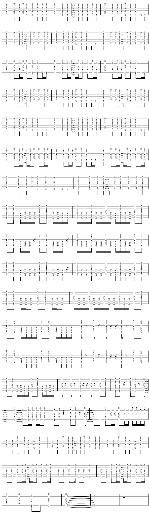 Stairway To Heaven Chords Led Zeppelin Stairway To Heaven