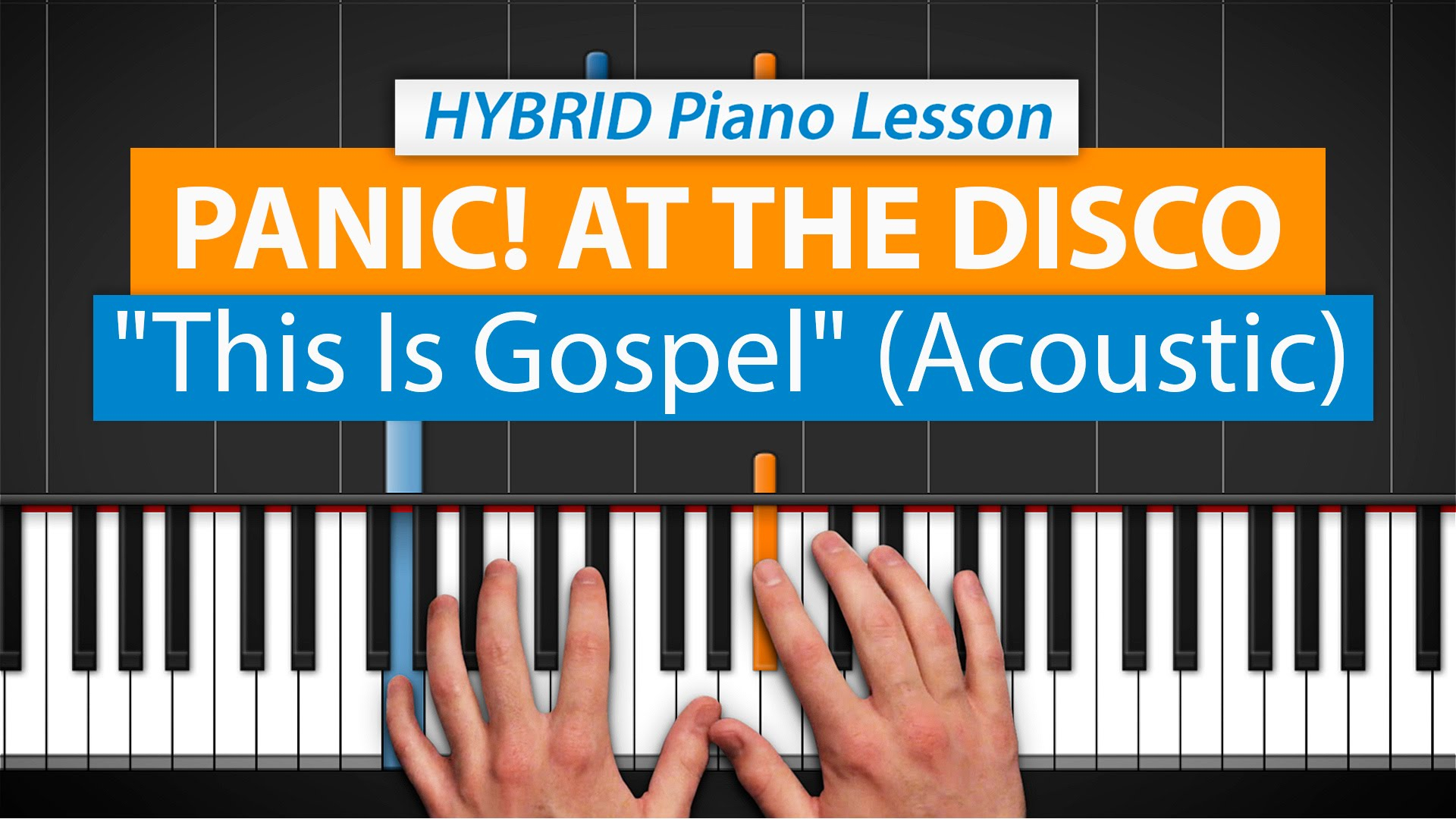 This Is Gospel Chords This Is Gospel Acoustic Hdpiano