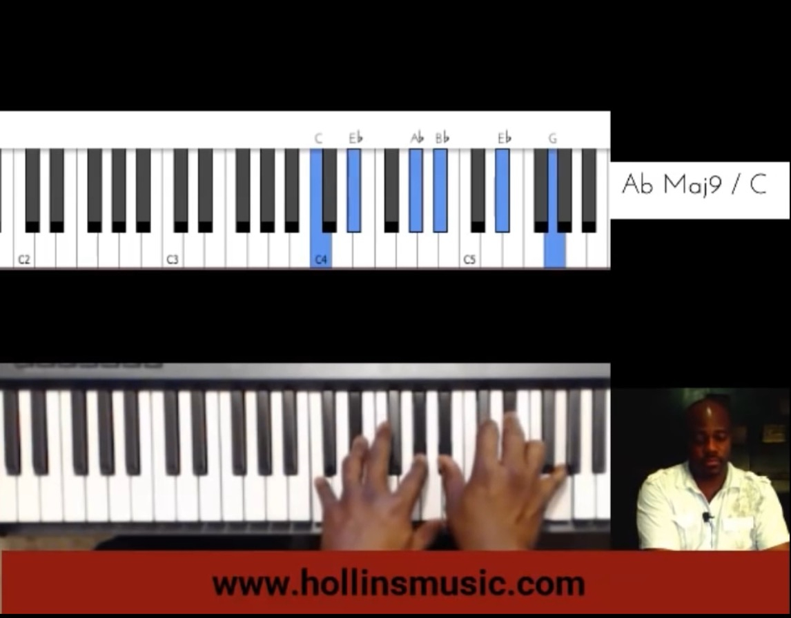This Is Gospel Piano Chords Brand New Gospel Piano Videos Hmpi Hollins Musical Productions