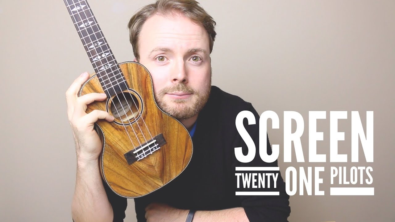 Twenty One Pilots Ukulele Chords Screen Twenty One Pilots Easy Ukulele Tutorial