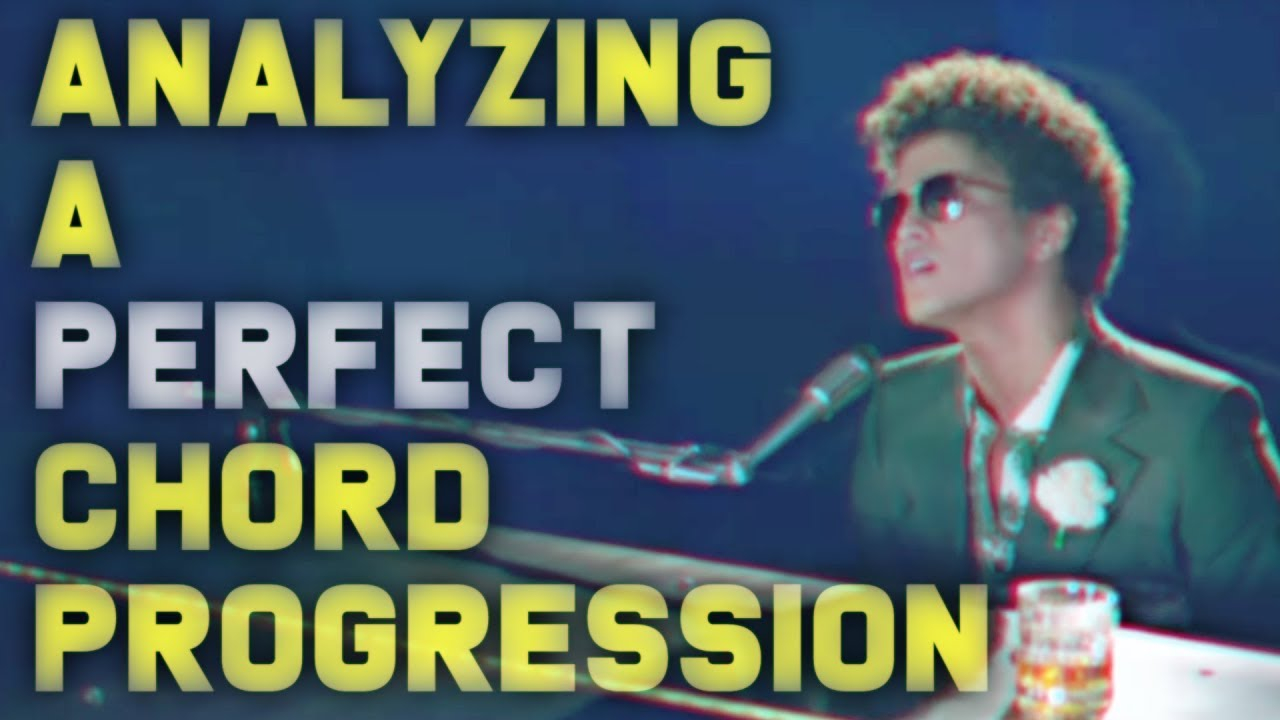 When I Was Your Man Chords Analyzing The Perfect Chords From When I Was Your Man Bruno Mars