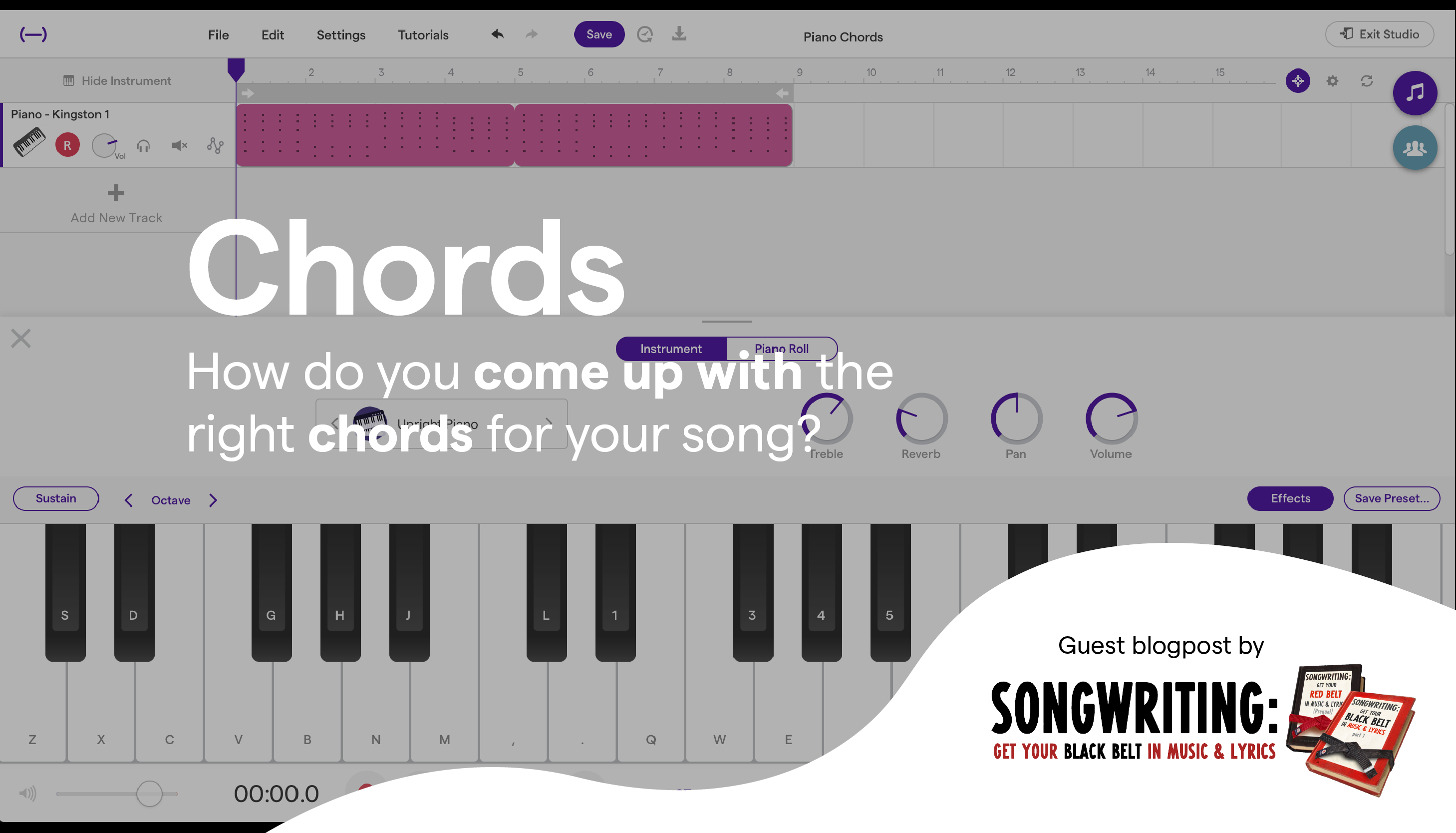 Your Song Chords Songwriting How Do You Come Up With The Right Chords For Your Song