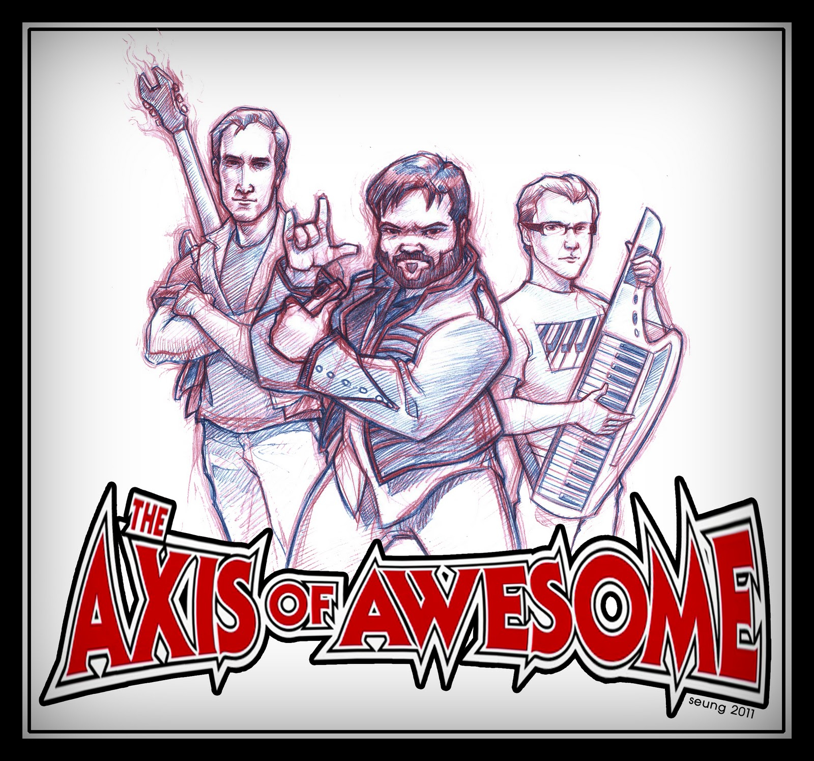 Axis Of Awesome 4 Chords Cover Art For The Axis Of Awesome Seungs Fun Stuff Blog