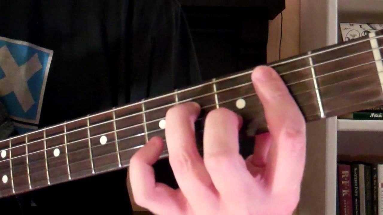 B Minor Guitar Chord How To Play The Bm7 Chord On Guitar B Minor 7