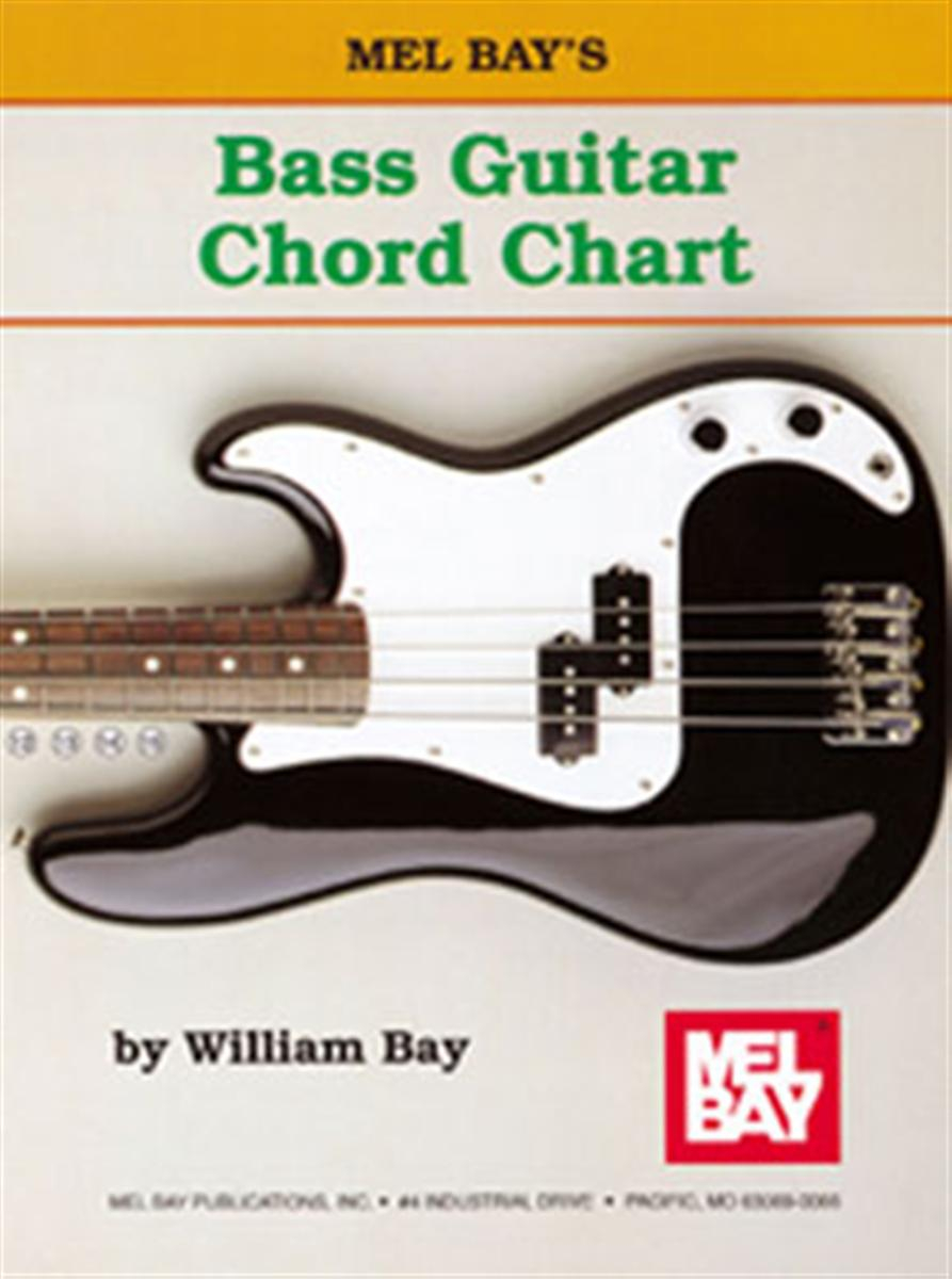 Bass Guitar Chords Bass Guitar Chord Chart