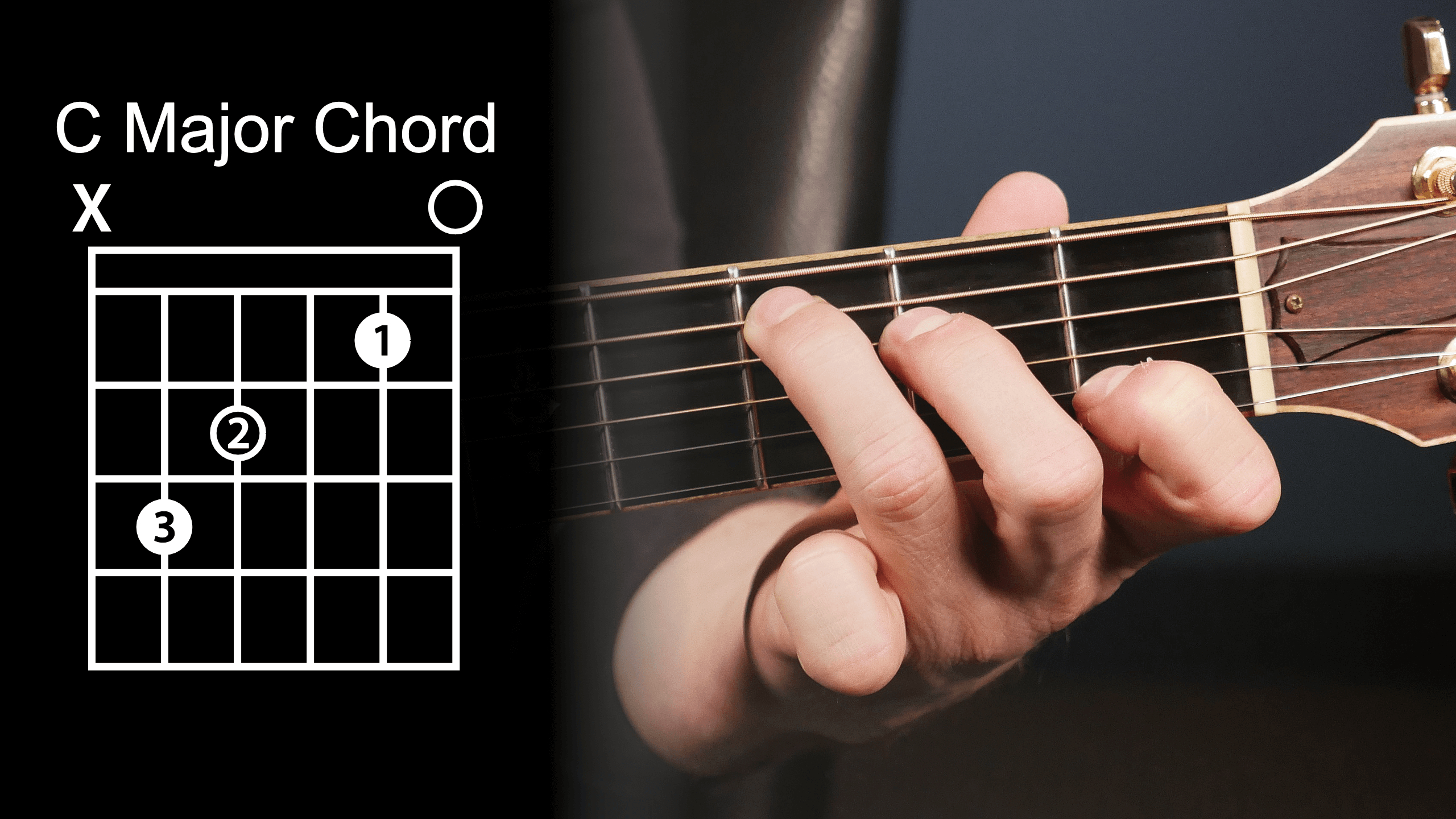 C Chord Guitar Play 10 Songs With 4 Chords Free Guitar Lessons
