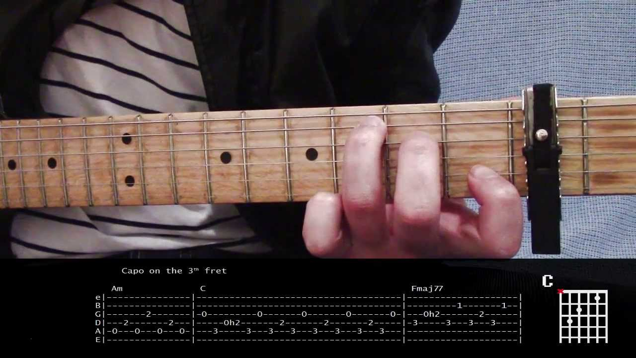 Dirty Paws Chords Guitar Lesson Of Monsters And Men Dirty Paws With Tabs