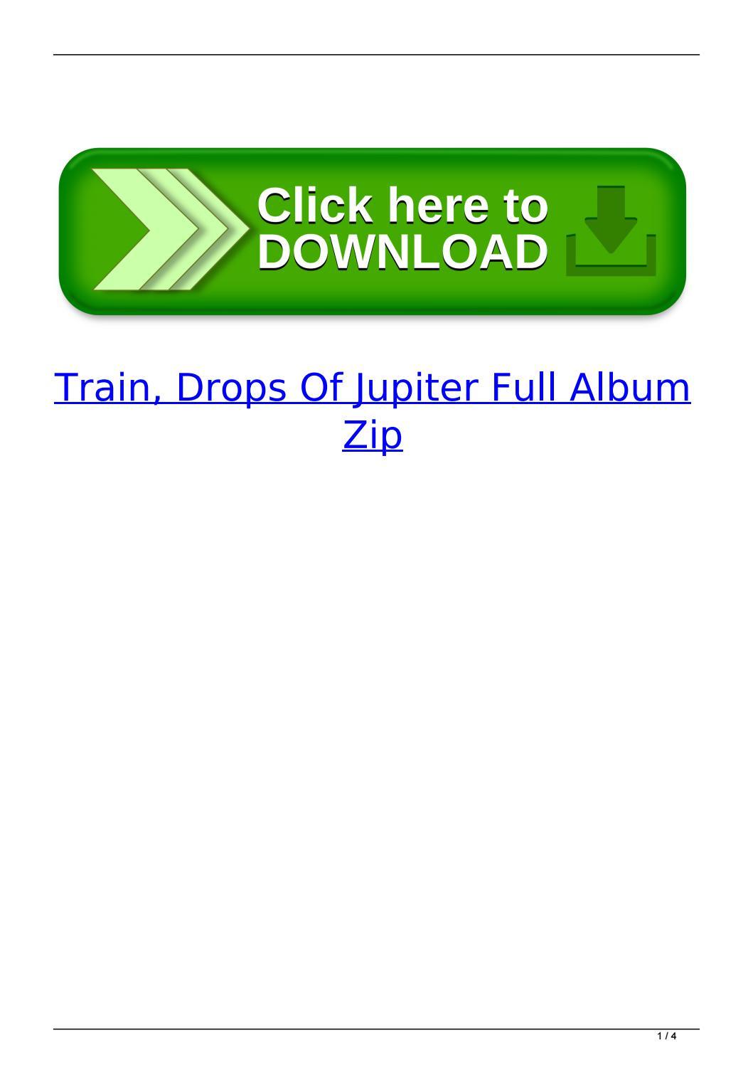 Drops Of Jupiter Chords Train Drops Of Jupiter Full Album Zip Maysilatto Issuu