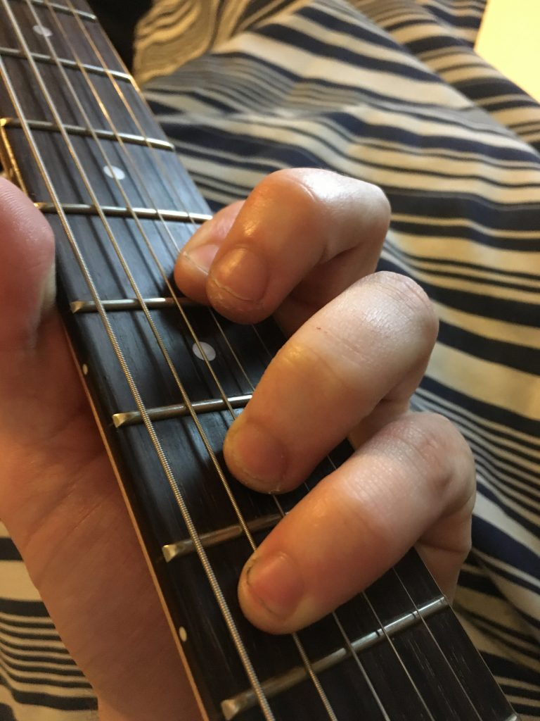 F# Guitar Chord Fgb Chord Guitar Theory Examples How To Beginner Guitar Hq