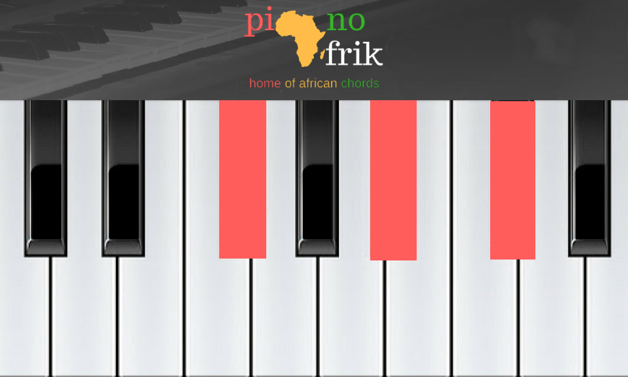 F# Piano Chord Chords And Sofas In F Sharp G Flat Major Pianoafrik