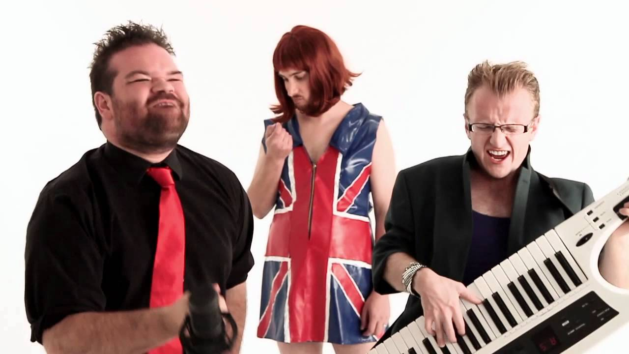 Four Chord Song 4 Chords Music Videos The Axis Of Awesome