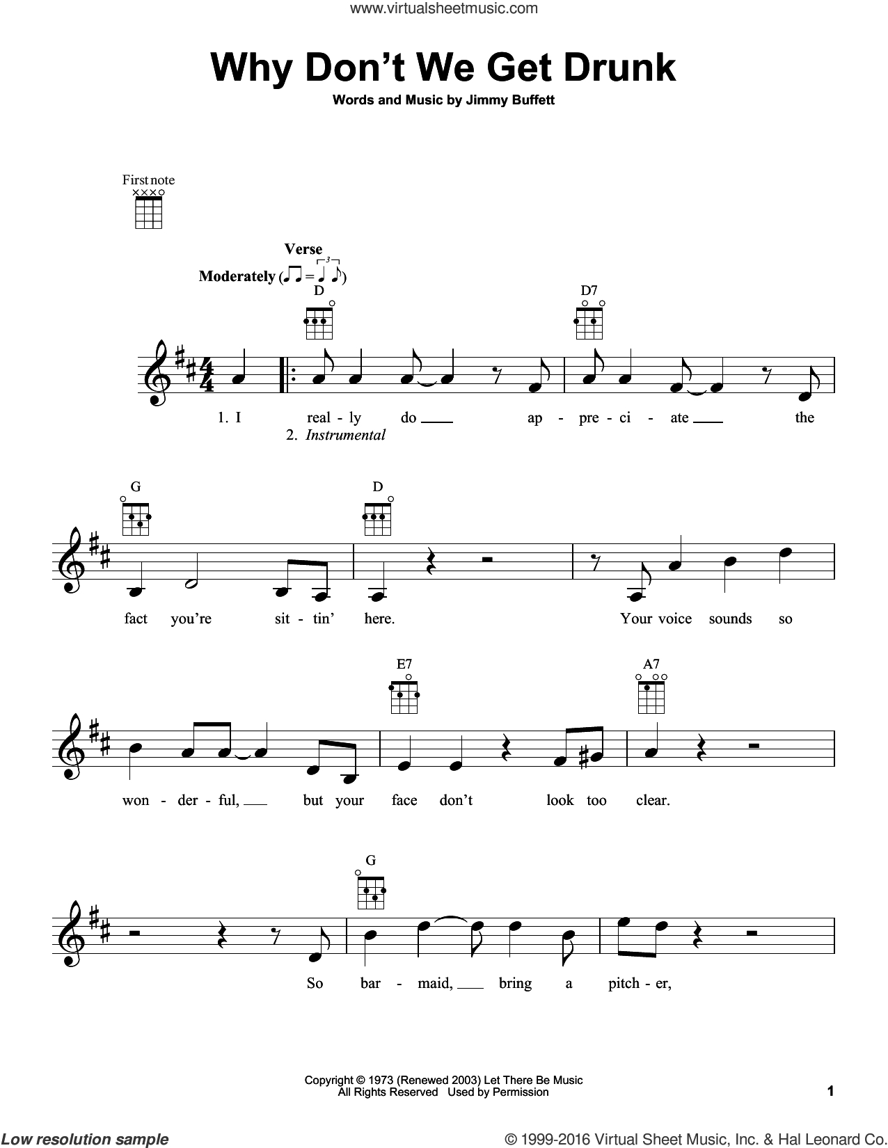 House Of Gold Ukulele Chords Buffett Why Dont We Get Drunk Sheet Music For Ukulele Pdf