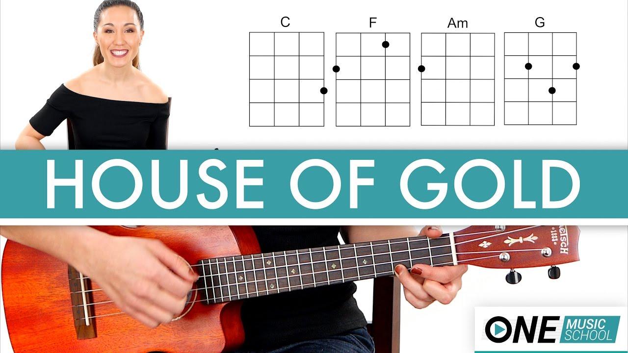 House Of Gold Ukulele Chords House Of Gold Twenty One Pilots Ukulele Tutorial Lesson